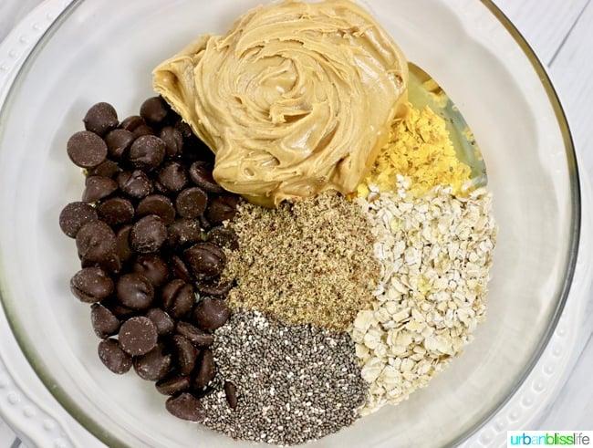 energy ball ingredients