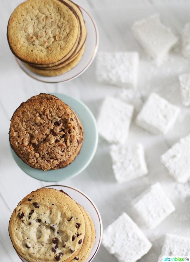 Fluffy Homemade Marshmallows recipe on UrbanBlissLife.com