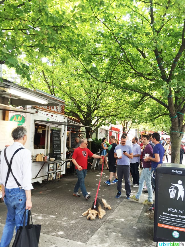 50 Things to Do in Portland With Kids: food carts