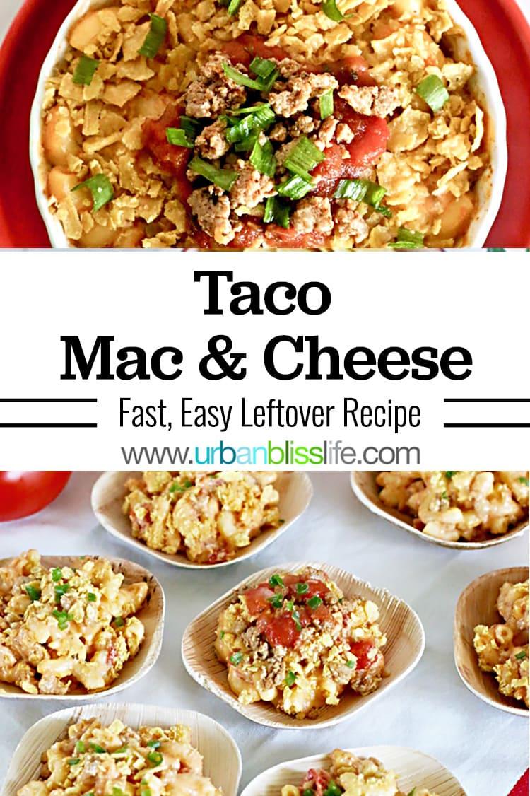 Taco Mac and Cheese