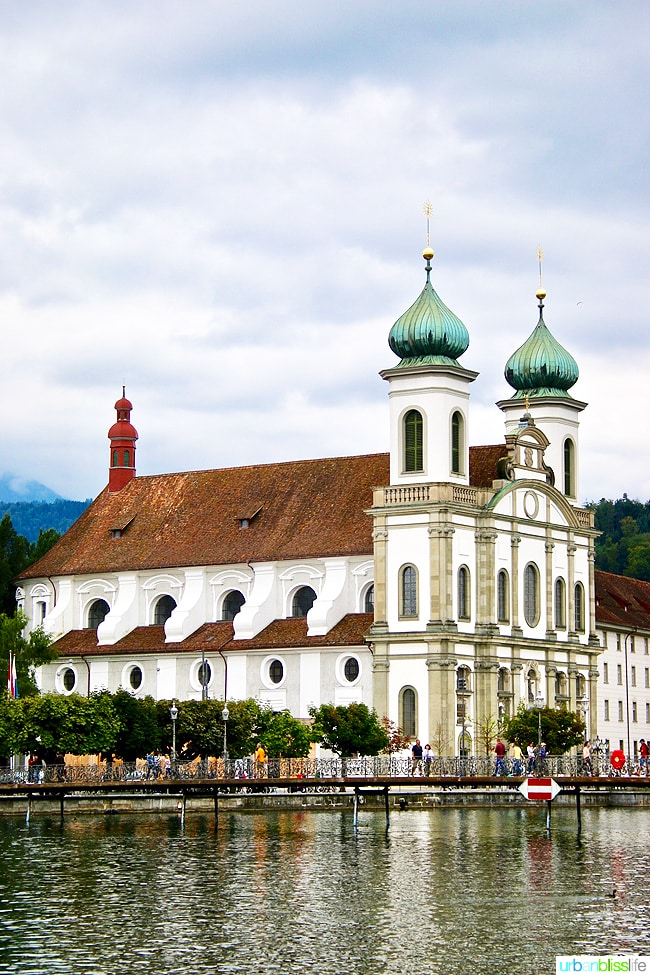 things to do in Lucerne: Church of St. Leodegar