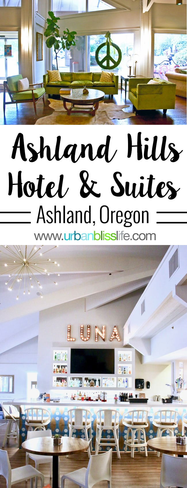 Ashland Hills Hotel and Suites hotel review and travel tips on UrbanBlissLife.com
