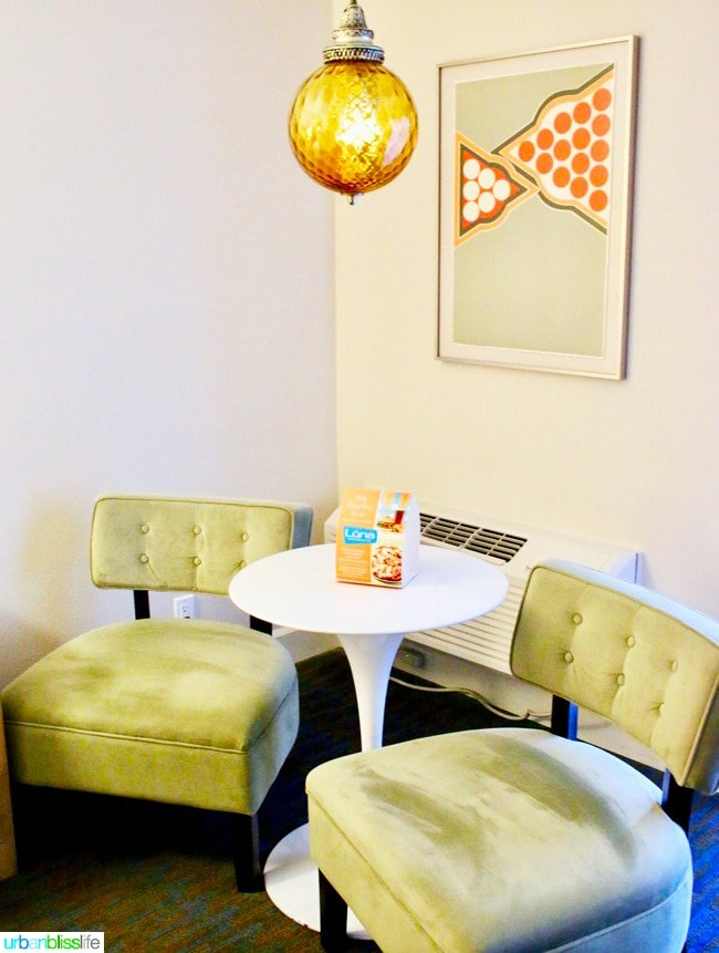 Places to stay in Ashland, Oregon - Ashland Hills Hotel and Suites guestroom sitting area