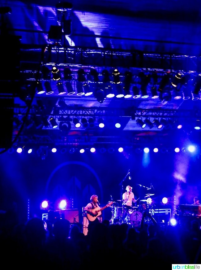 Britt Festival in Jacksonville, Oregon