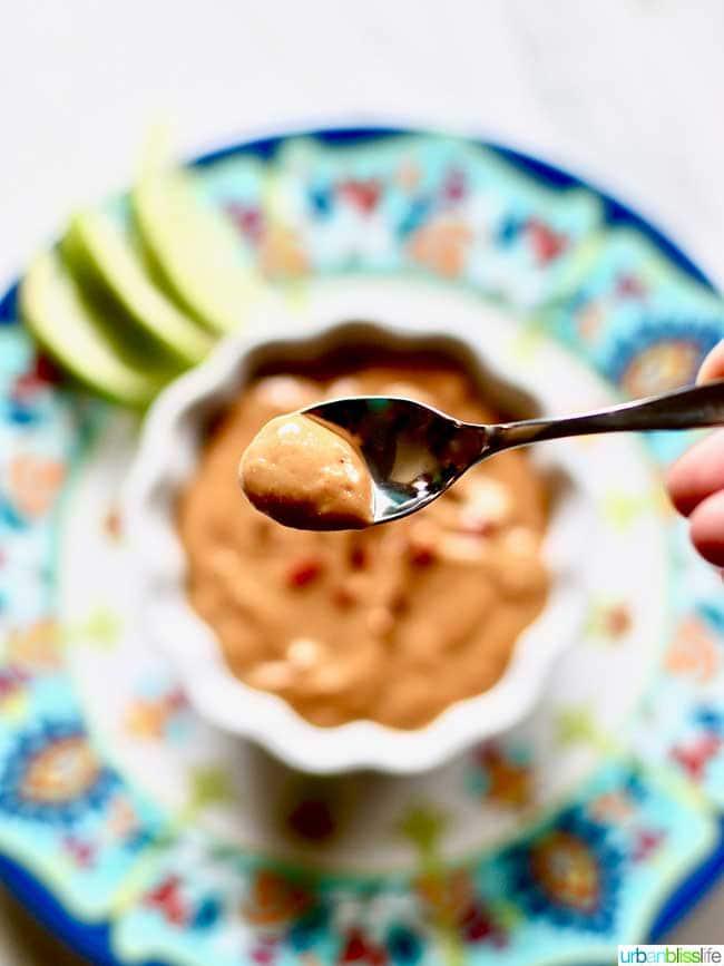 Sauce spoonful