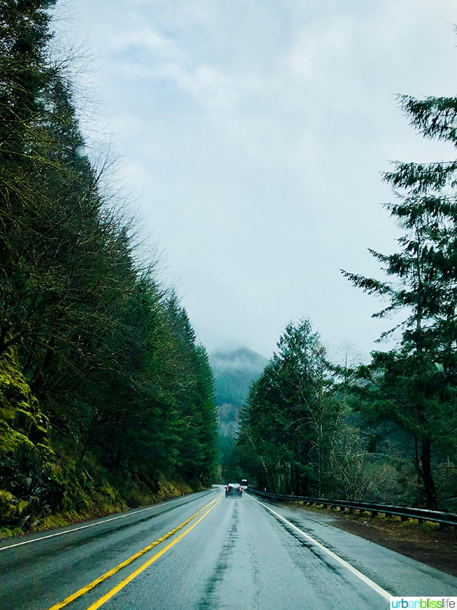 Oregon highway