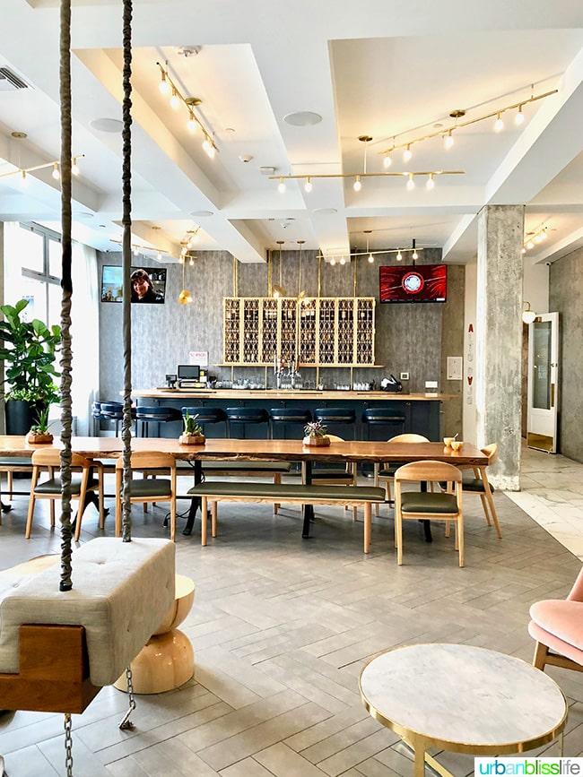 Portland Boutique Hotels: Lo Bar