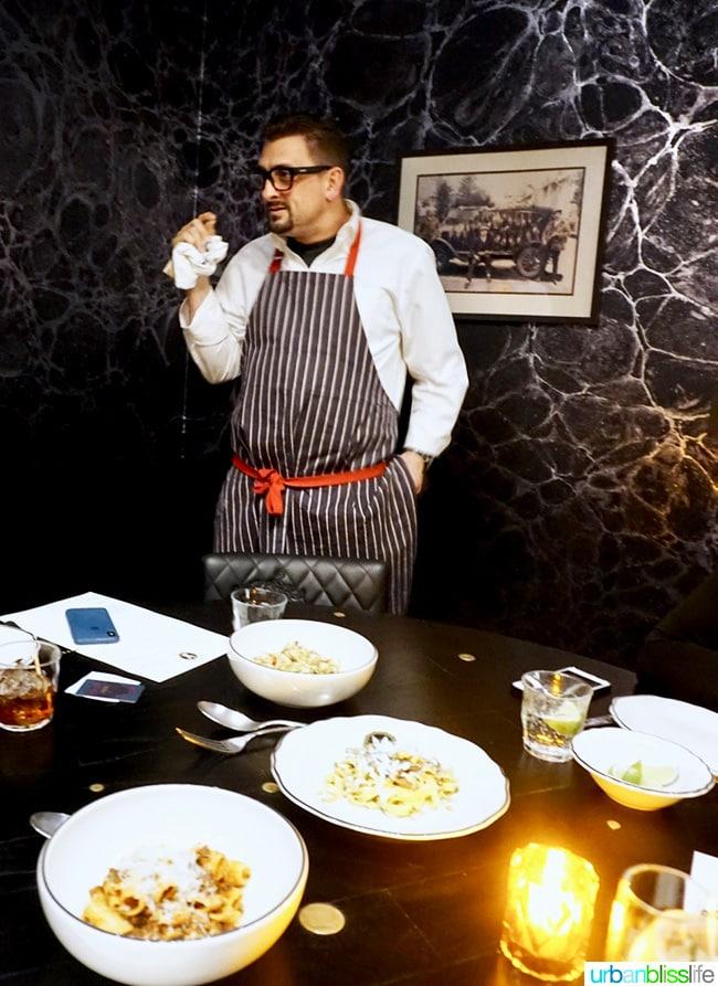 Chef Chris Cosentino Jackrabbit Portland