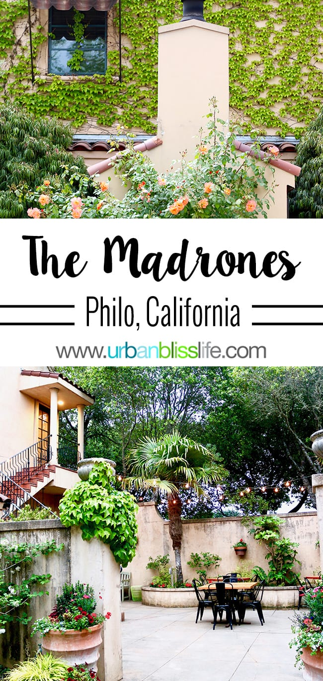 Places to stay in Mendocino: The Madrones