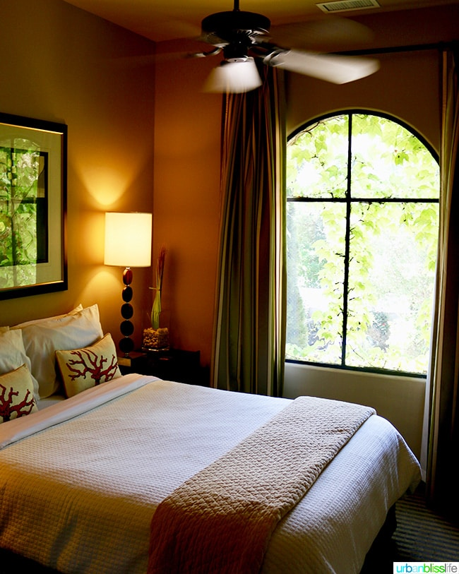 The Madrones guest room 1