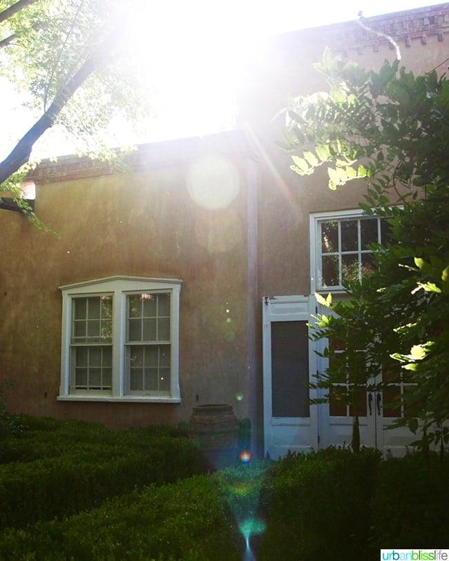 sunbeam Los Poblanos Inn Albuquerque New Mexico