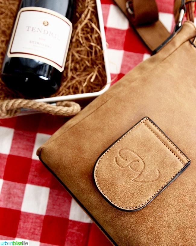 Portovino messenger bag