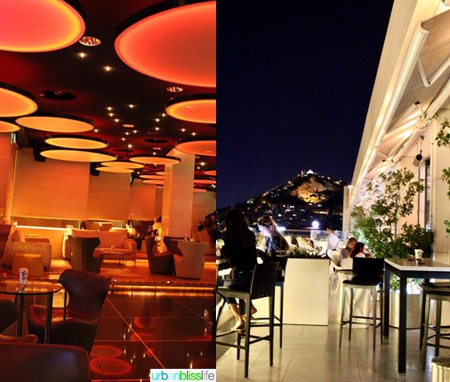 Hilton Athens Galaxy Bar