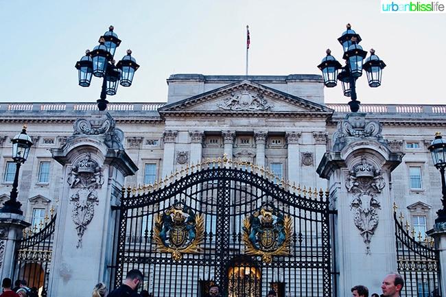 Buckingham Palace London