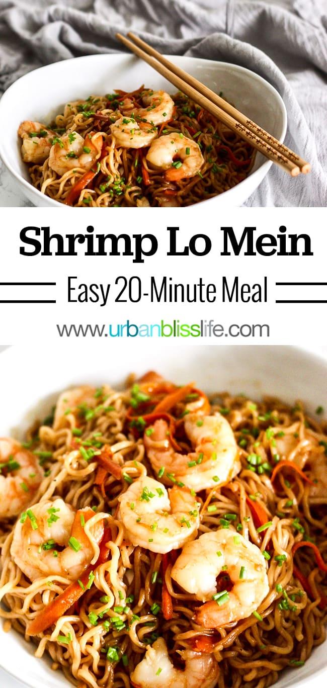 Shrimp Lo Mein Noodles main
