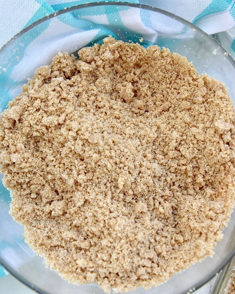 crumb mix for coffee cake