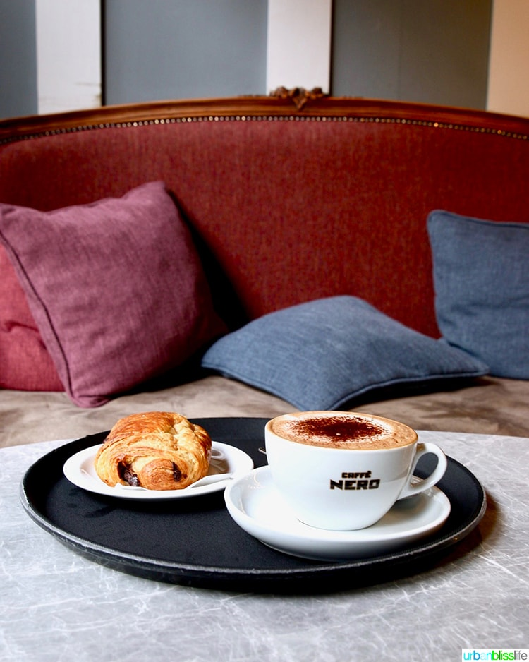 Cafe Nero Couches Coffee