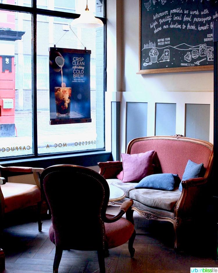 Cafe Nero Lounge