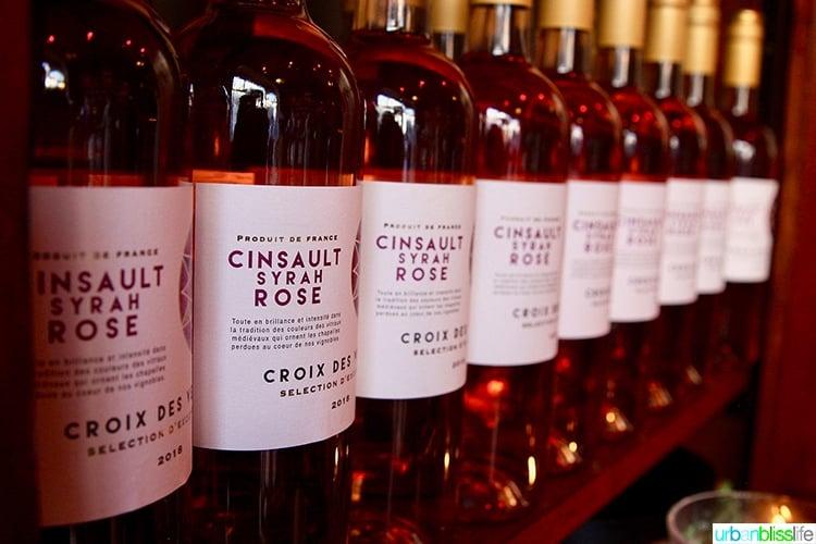 Cinsault Rose Wine