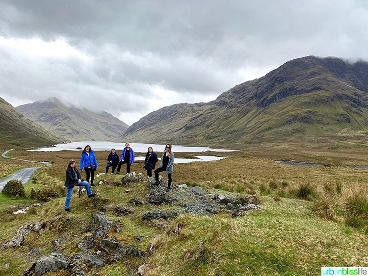 Doolough Valley group pic
