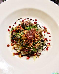 Fire Restaurant Duck Salad