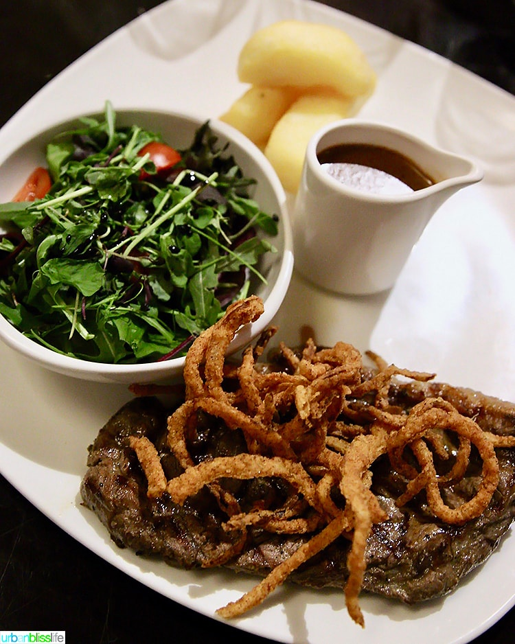 Fire Restaurant Steak