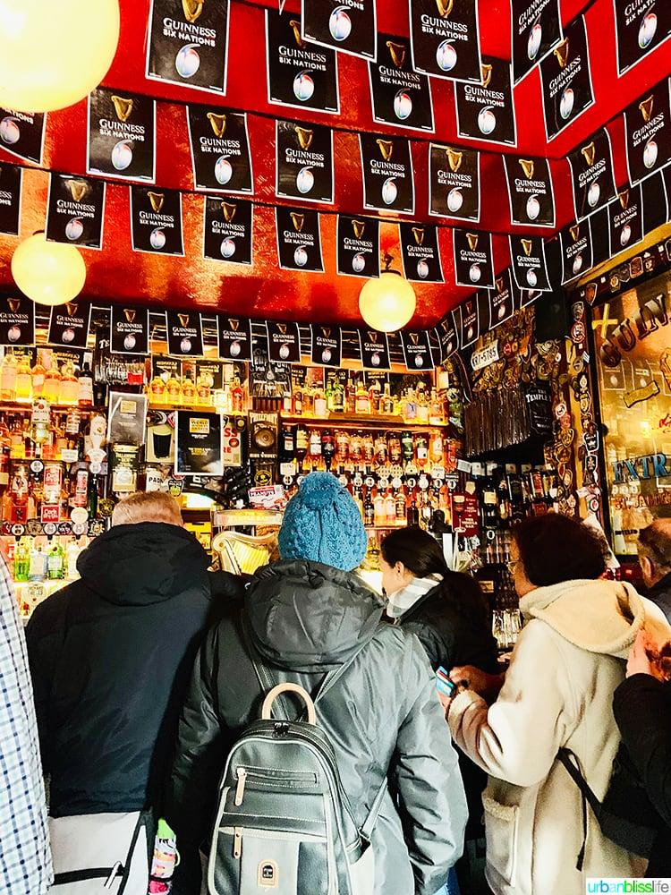 Temple Bar Inside