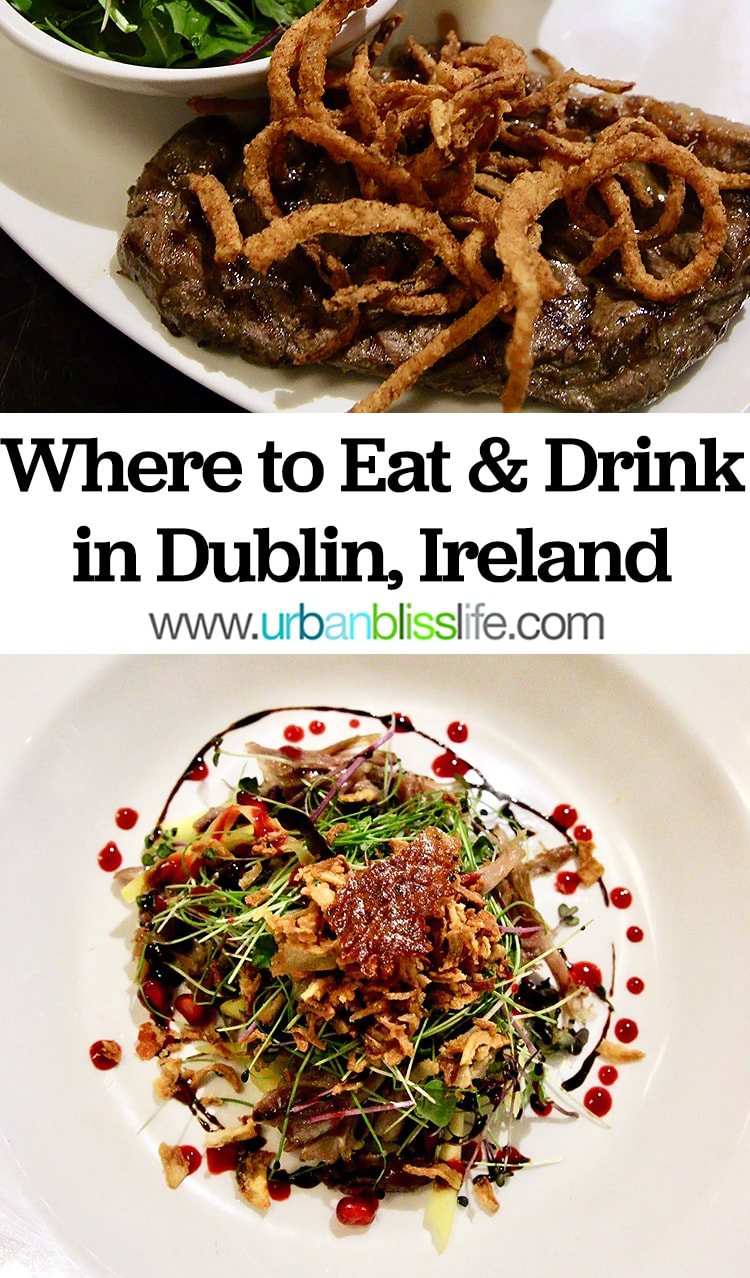 Places to Eat in Dublin Fire Restaurant