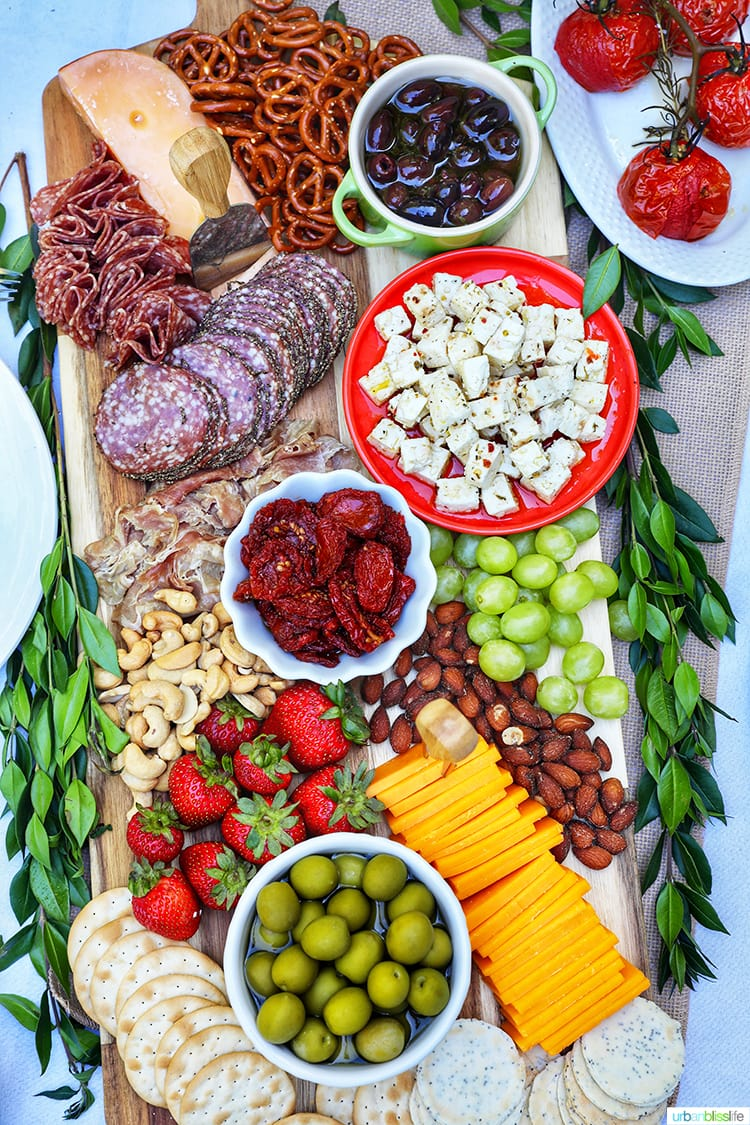 Ultimate Fall Grazing Table