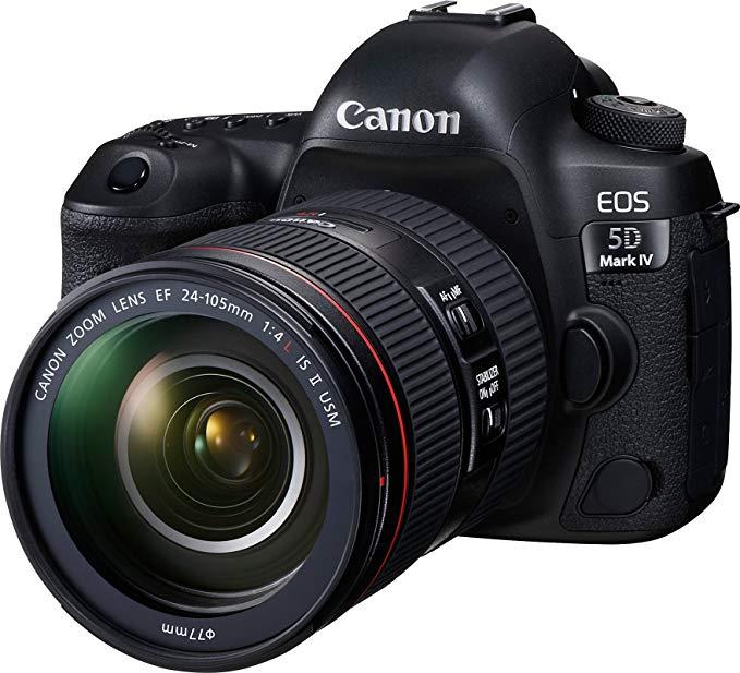 Canon 5D Mark IV Black Friday deal