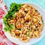 Pork and Shrimp Wontons