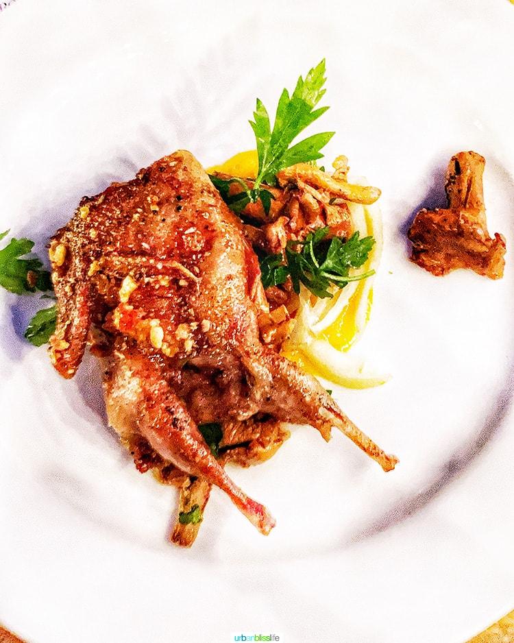 guinea hen from walla walla steak co