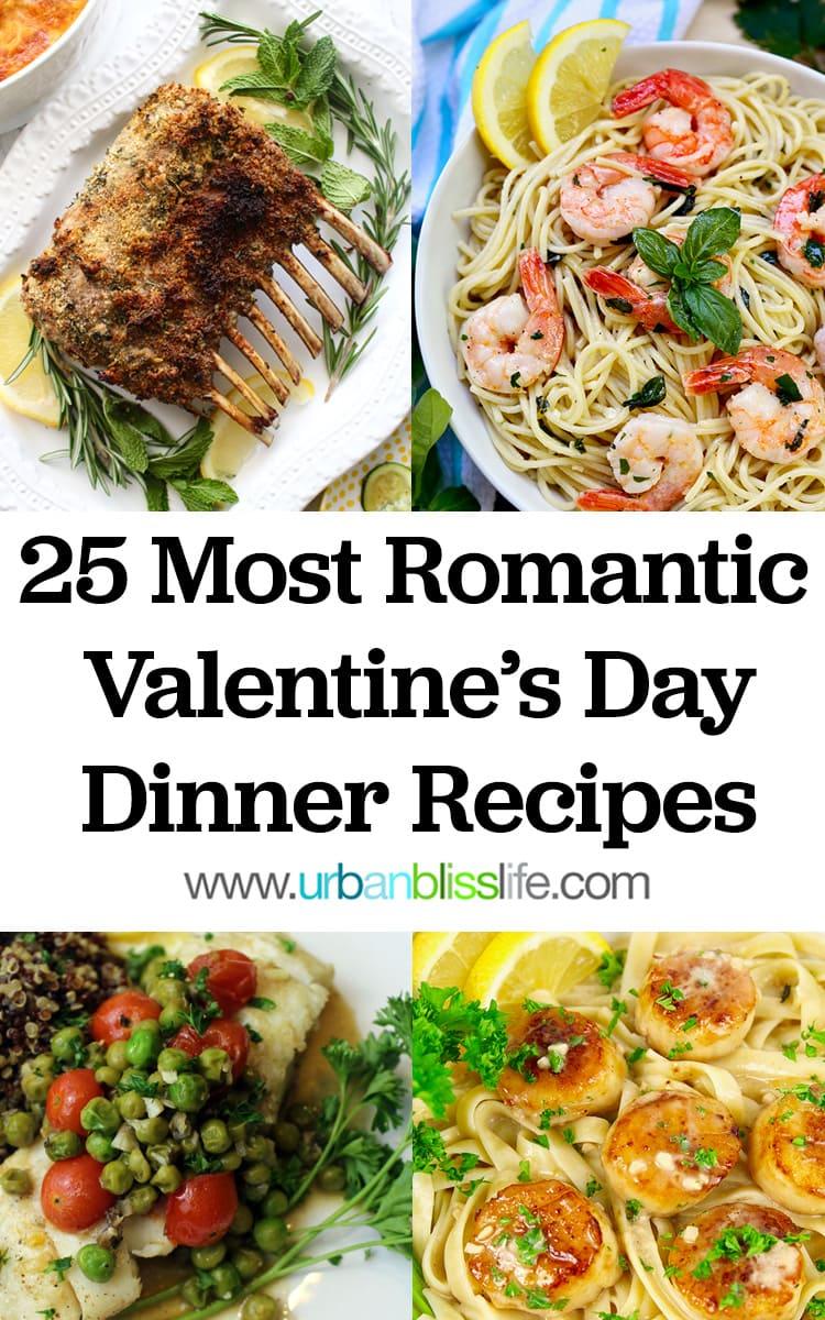 best valentine's dinner recipes