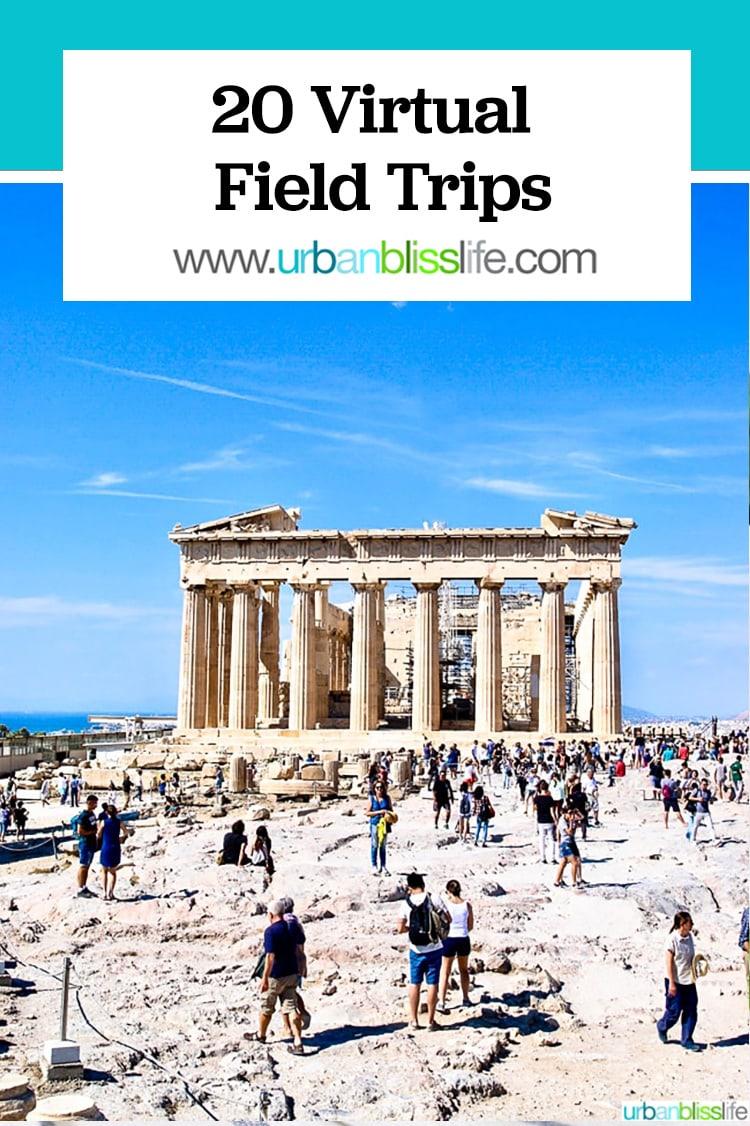 20 virtual field trips: acropolis