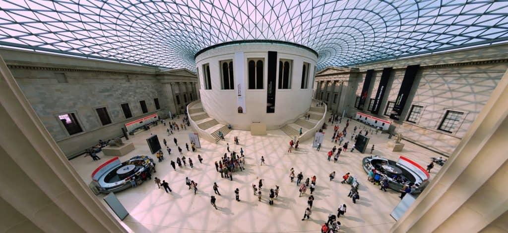 virtual field trips: british musem