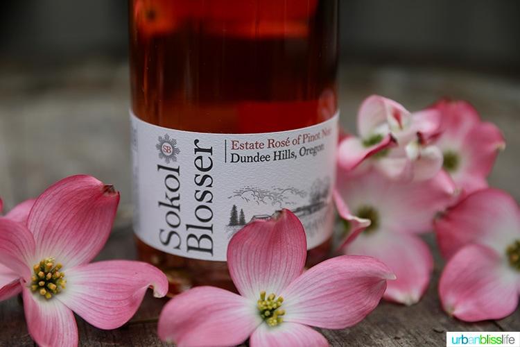 Sokol Blosser Rosé wine 2019