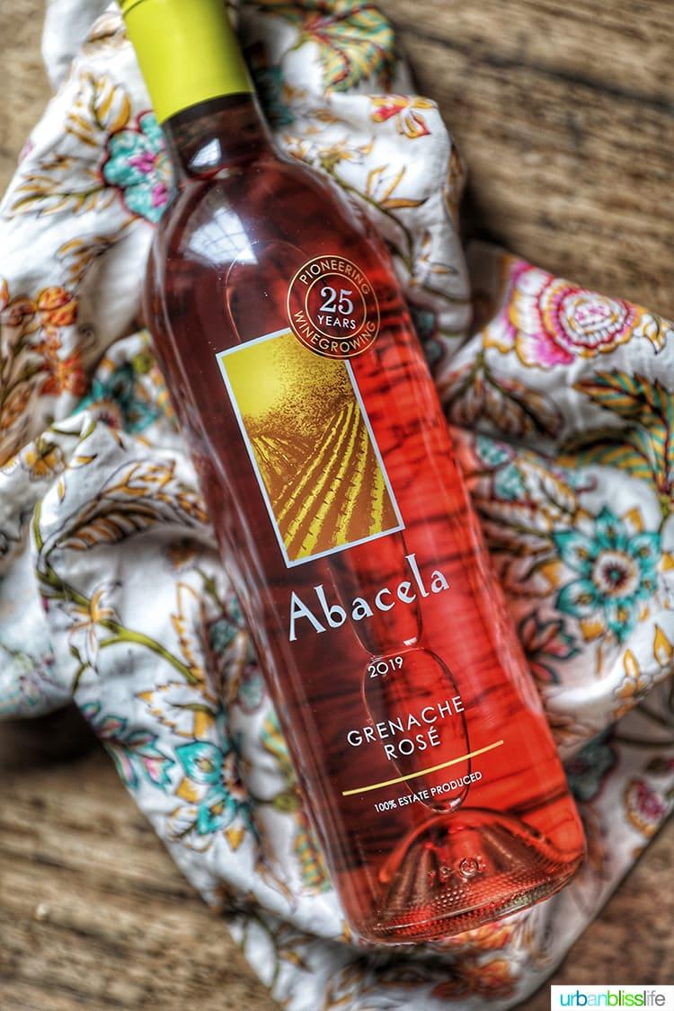 Abacela 2019 Grenache Rosé