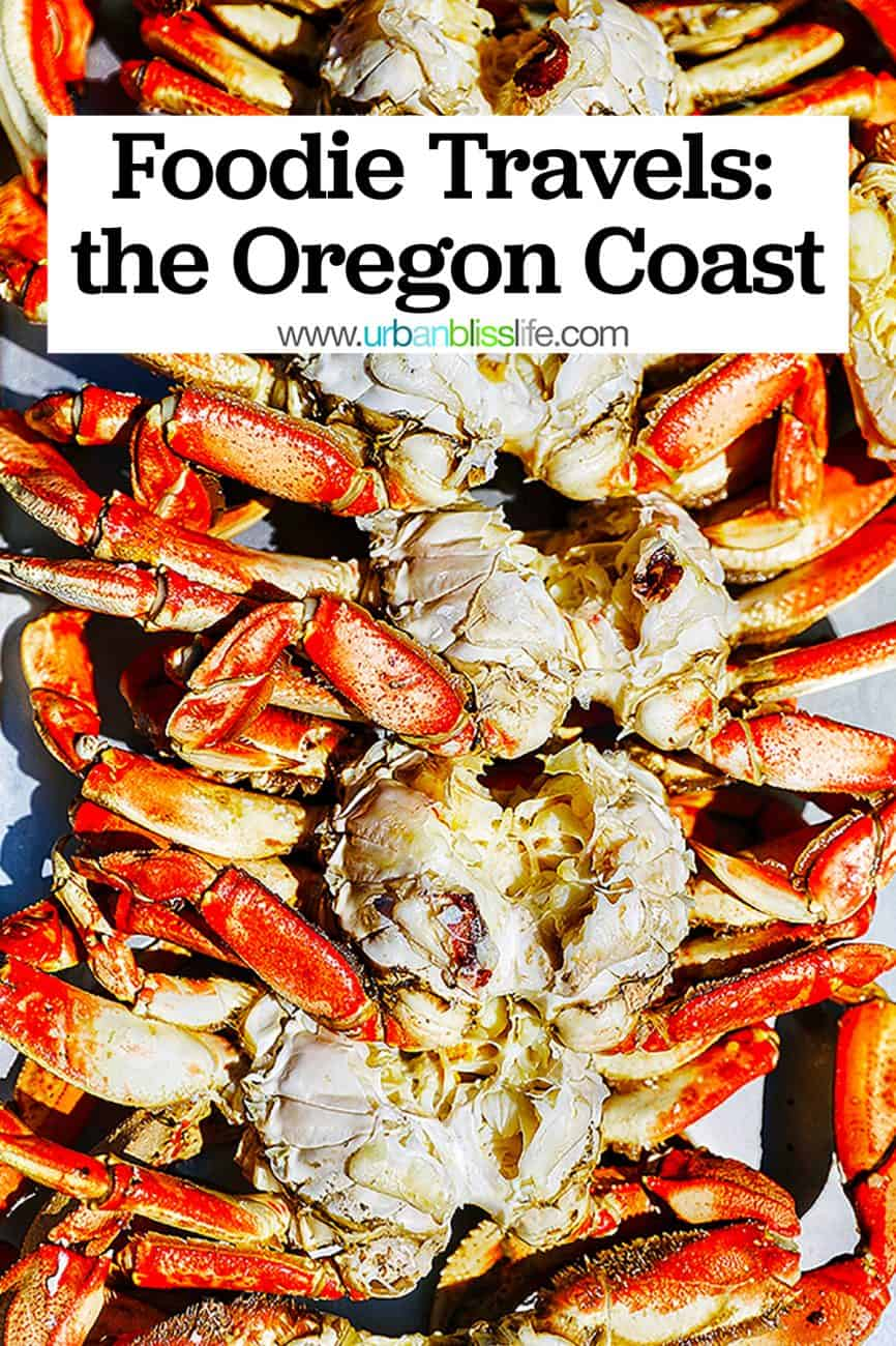 Things to Do on the Oregon Coast Pinterest Graphic