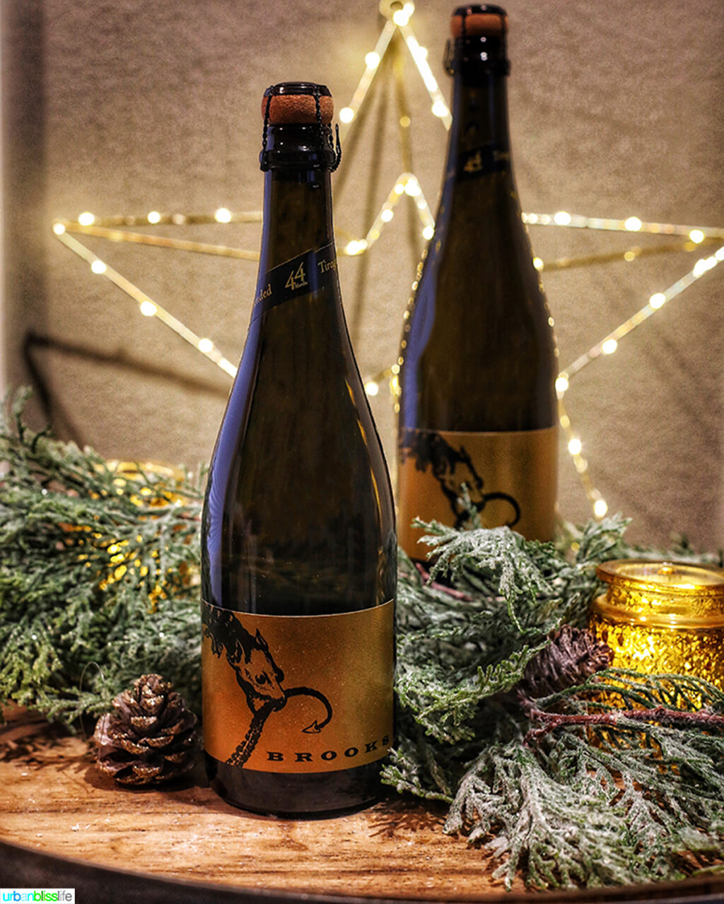 Brooks Winery Extended Tirage Sparkling Riesling