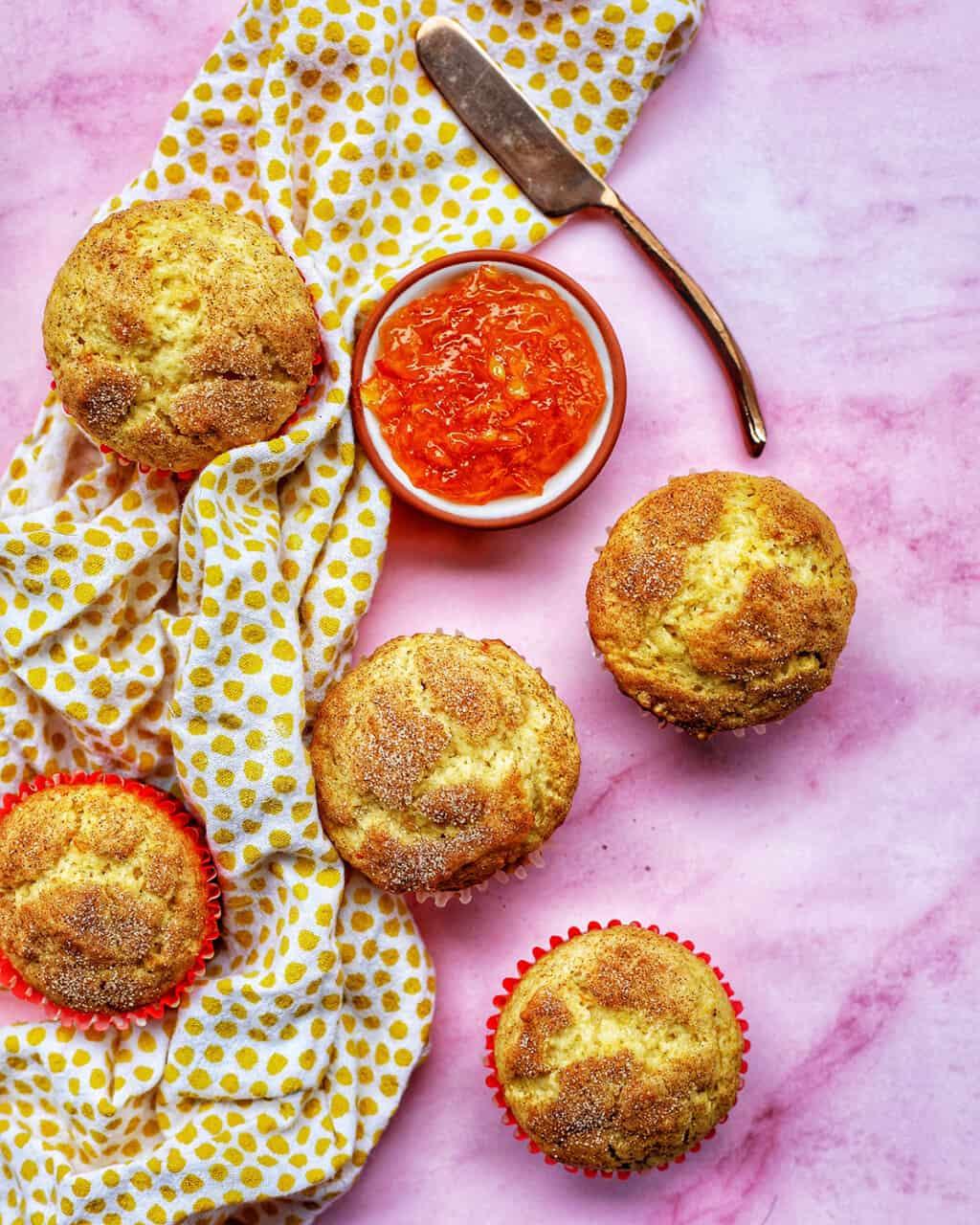 good morning marmalade muffins