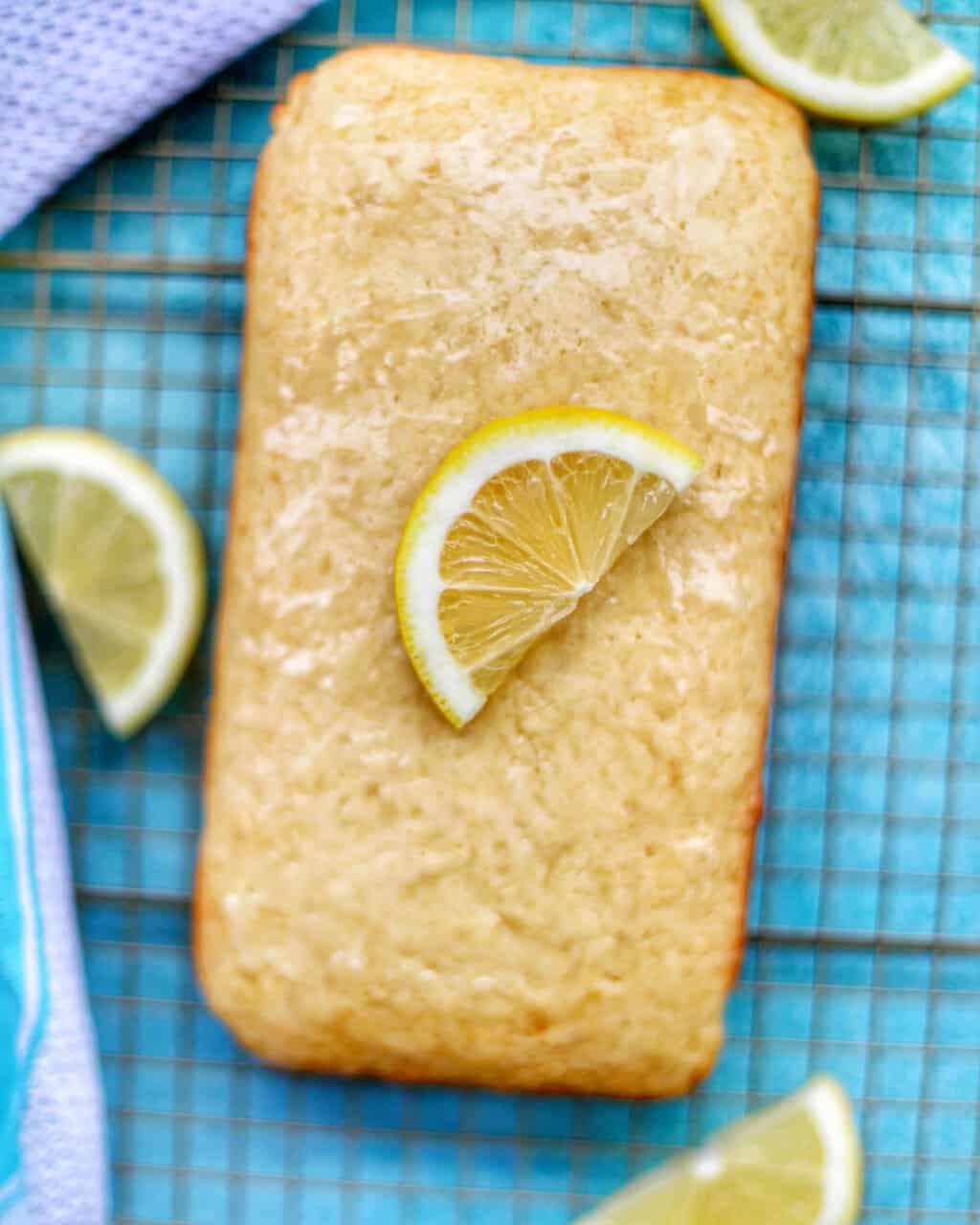 sunshine lemon loaf