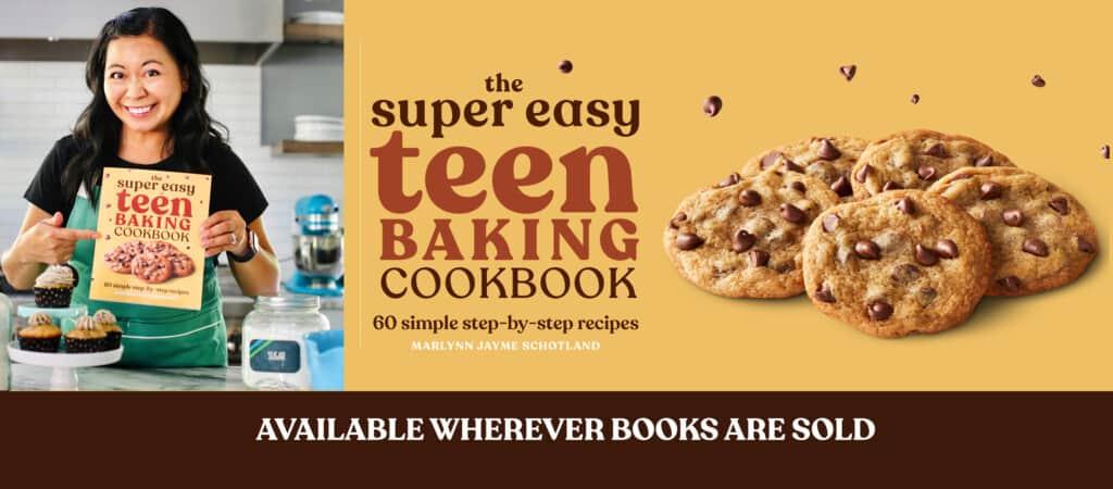 The Super Easy Teen Cookbook Marlynn Schotland