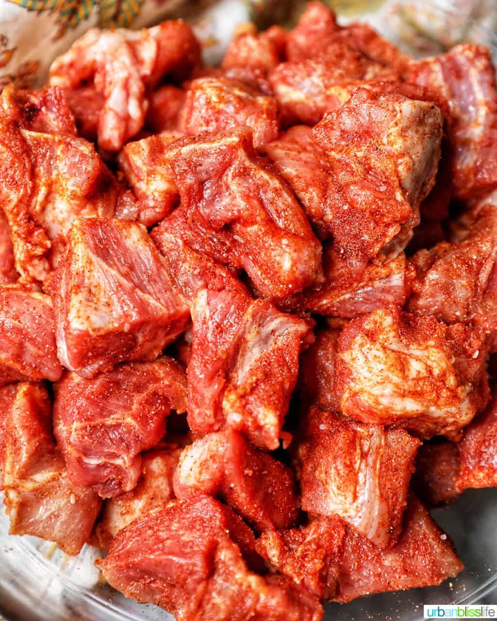 seasoning pork for instant pot ninja foodi pulled pork